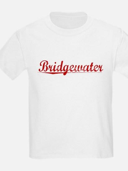 Bridgewater, Vintage Red T-Shirt