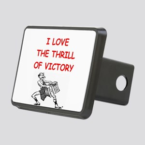 SCRABBLE Rectangular Hitch Cover