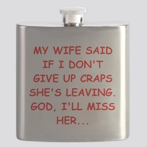 craps player gifts Flask