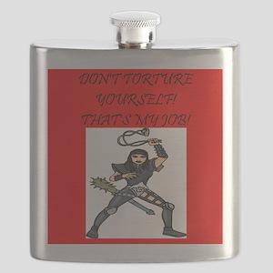 funny halloween joke torture Flask
