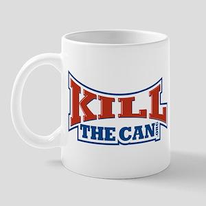 KillTheCan.org Logo Mug