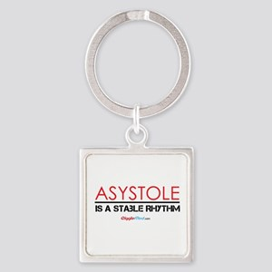 Asystole 3 Keychains