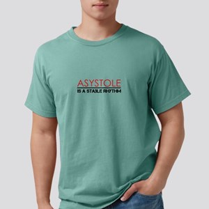 Asystole 3 Mens Comfort Colors Shirt