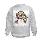 Logo + hounds Kids Sweatshirt