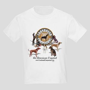 Logo + hounds Kids Light T-Shirt