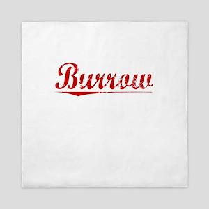 Burrow, Vintage Red Queen Duvet