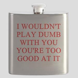 DUMB joke Flask