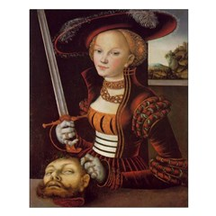 Judith Victorious Unframed Print