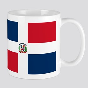 Dominican Republic Flag Mug