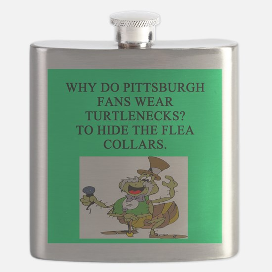 pittsburgh fans Flask