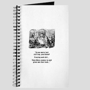 Jesus Chilling Journal