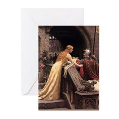 'Adieu' Note Cards (10)