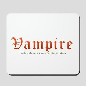 Vampire Mousepad