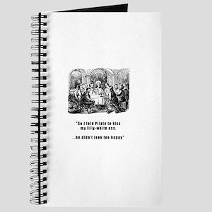 Jesus in trouble Journal