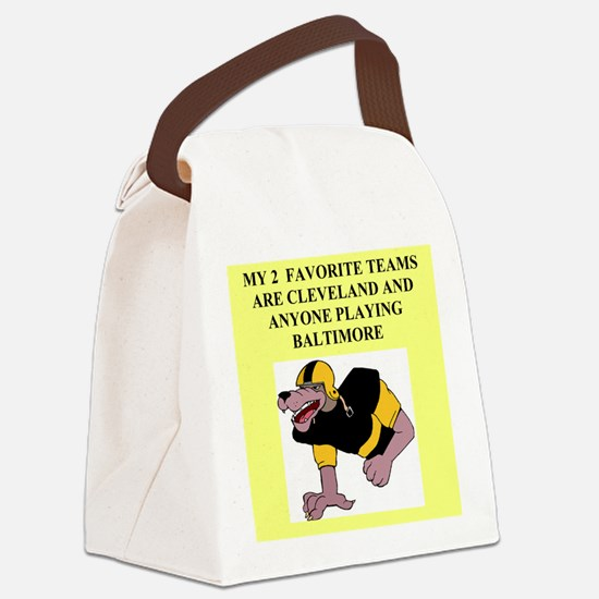 BALTIMORE.png Canvas Lunch Bag
