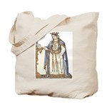 Medieval Queen Tote Bag