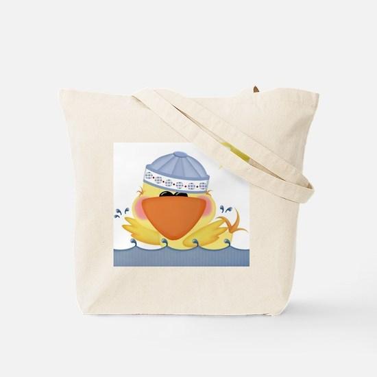 Matthew name & baby duckies Tote Bag