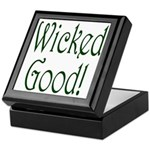 Wicked Good! Keepsake Box
