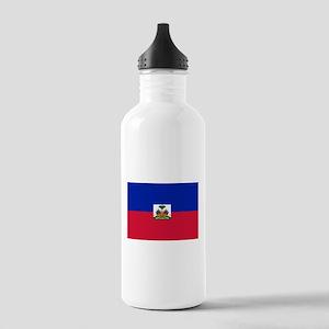 Flag of Haiti Stainless Water Bottle 1.0L