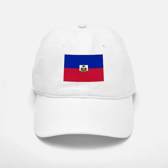 Flag of Haiti Baseball Baseball Cap