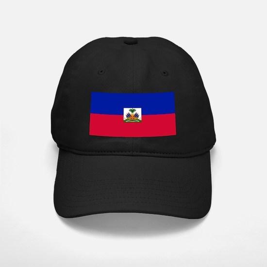 Flag of Haiti Baseball Hat