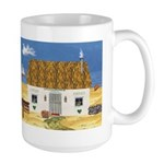 Seaside Cottage Large Mug