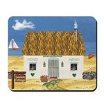 Seaside Cottage Mousepad