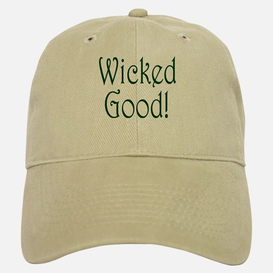 Wicked Good! Baseball Baseball Cap