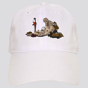 Wounded Warrior Support the Troops Cap