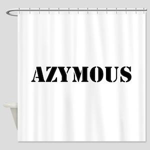 Azymous Shower Curtain