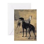 Greyhound Cards 10PK
