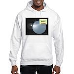 Pluto, ex-ninth Planet Hooded Sweatshirt