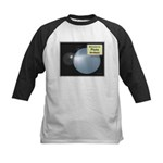 Pluto, ex-ninth Planet Kids Baseball Jersey