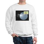 Pluto, ex-ninth Planet Sweatshirt