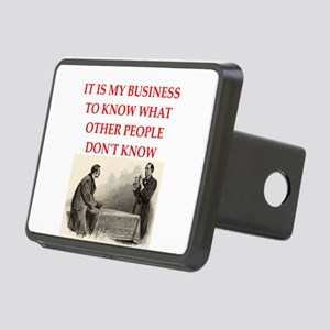 HOLMES2 Rectangular Hitch Cover