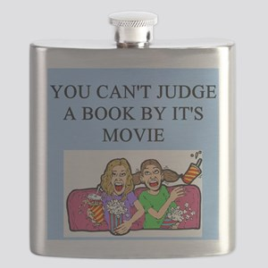 funny book books movie movies joke Flask
