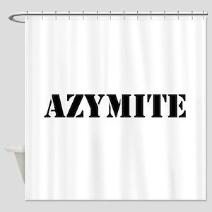 Azymite Shower Curtain