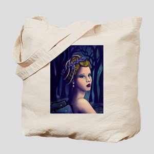 Night of Mists and Dreams Tote Bag