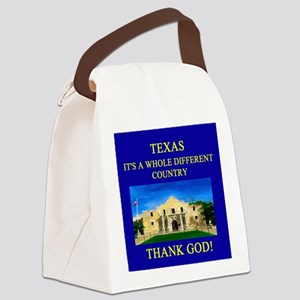 texas pride alamo gifts t-shirts Canvas Lunch Bag