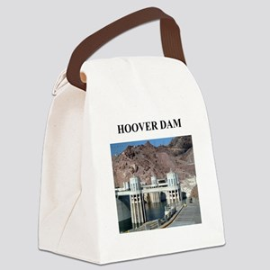 hoover dam gifts Canvas Lunch Bag