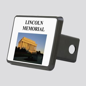 lincoln memorial washington gifts Rectangular Hitc