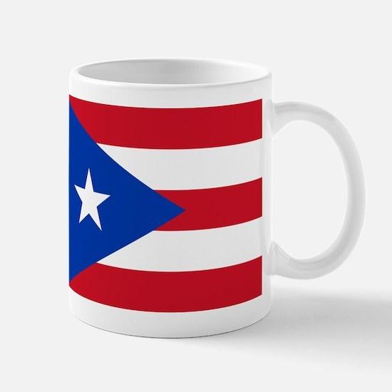 Puerto Rican Flag Mug