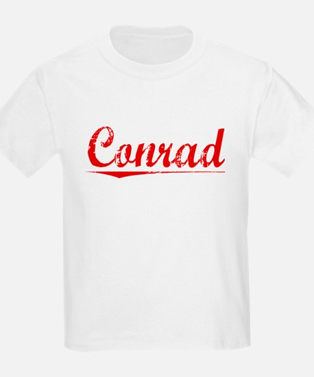 Conrad, Vintage Red T-Shirt