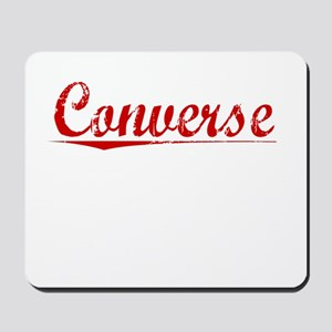 Converse, Vintage Red Mousepad