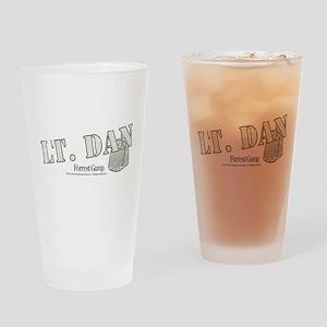 Lt. Dan Drinking Glass