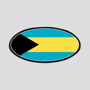 Flag of the Bahamas Patches