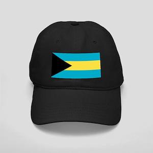 Flag of the Bahamas Black Cap