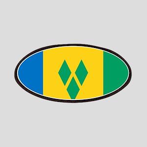 Saint Vincent Grenadines Flag Patch