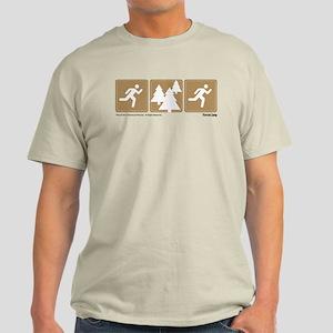 Run Forrest Run Light T-Shirt