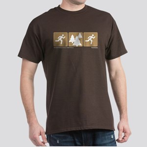 Run Forrest Run Dark T-Shirt